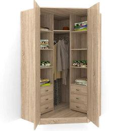 Шкафы, стенки, гарнитуры - Шкаф распашной угловой ALISA-3, 0