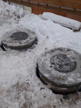 Септики - Септик из бетонных колец / Автономная канализация , 0