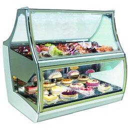 Прочее оборудование - Витрина для мороженого ISA Pagoda Aria 170 Combi…, 0