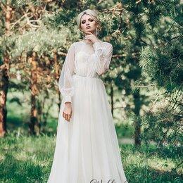 Платья - Легкое свадебное платье Нина подойдет беременным размер 46-50, 0