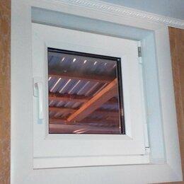 Окна - Окно для бани 450*470, 0