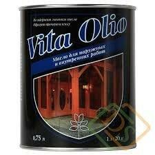 Масла и воск - Масла Vita Olio для древесины, 0