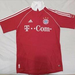 Футболки и майки - Футболка спортивная Adidas Bayern Munchen, 0