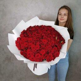Цветы, букеты, композиции - 151 роза. Букет №166, 0