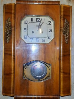 Часы настенные - Часы настенные с боем СССР винтаж, 0