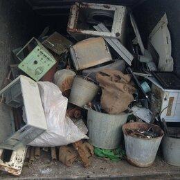 Курьеры и грузоперевозки - Вывоз мусора из гаражей, 0