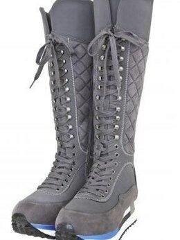Ботинки - Высокие женские ботинки, 0