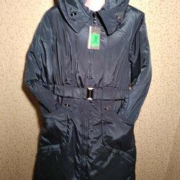 Пальто - Новое женское зимнее пальто 50 размера фирмы ДиВей Москва, 0