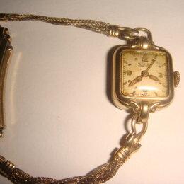 Наручные часы - Часы женские Серебро С Позолотой Gruen, 0