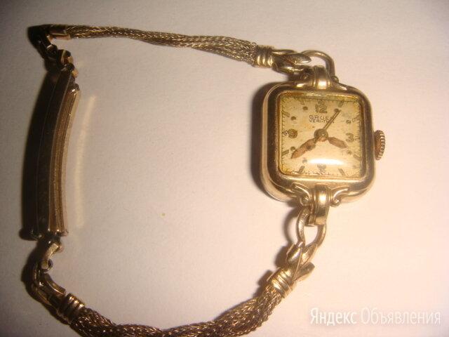 Часы женские Серебро С Позолотой Gruen по цене 15000₽ - Наручные часы, фото 0
