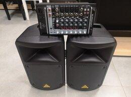 Оборудование для звукозаписывающих студий - Активная акустическая система Behringer EPS500mp3, 0