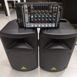 Акустические системы - Активная акустическая система Behringer EPS500mp3, 0