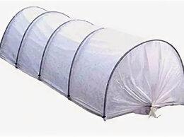 Оборудование и запчасти для котлов - Парник-туннель 0,8*0,8*5м  (набор дуг+ пленка) ПЭТ, 0