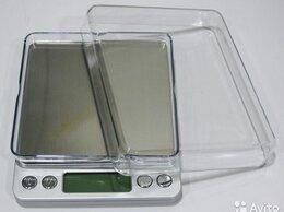 Весы ювелирные - Электронные весы для пороха и дроби (500 x.0,01 g), 0