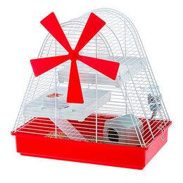 Клетки и домики  - Клетка для хомяков Magic Mill Ferplast Италия, 0