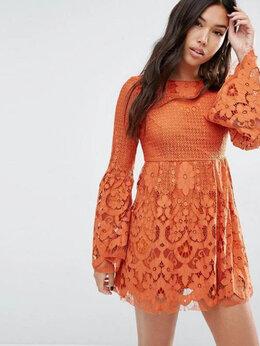 Платья - Кружевное платье Boohoo, 0
