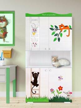 Хранение игрушек - Шкафчик для игрушек в детскую, 0