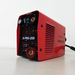 Сварочные аппараты - Сварочный аппарат S-PRO 200 (инвертор, ММА), 0