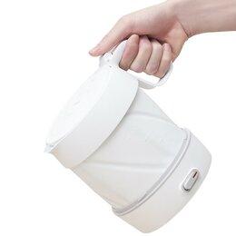 Электрочайники и термопоты - Складной чайник HL Electric Kettle, 0