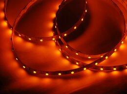 Светодиодные ленты - Светодиодная лента Красная 12 В, 4,8 Вт/м, smd…, 0