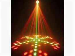 Световое и сценическое оборудование - Involight LD150 - LED прожектор 6 сегментов, 0