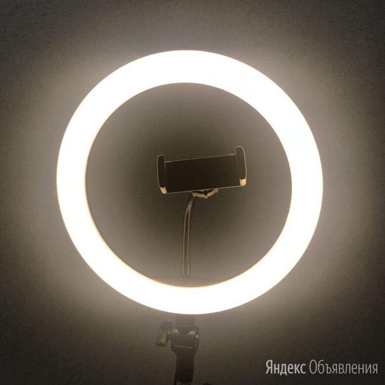Кольцевая лампа для селфи по цене 2250₽ - Осветительное оборудование, фото 0