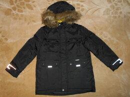 Куртки и пуховики - Куртка зимняя для мальчика SELA , 0