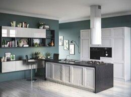 Мебель для кухни - Кухня с островом, с фасадами из массива без…, 0