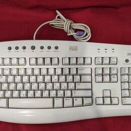 Клавиатуры - Клавиатура проводная Microsoft rt9443 PS/2, 0