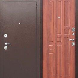 Входные двери - Входная дверь Гарда 8 мм Рустикальный дуб, Белый ясень,Венге, 0