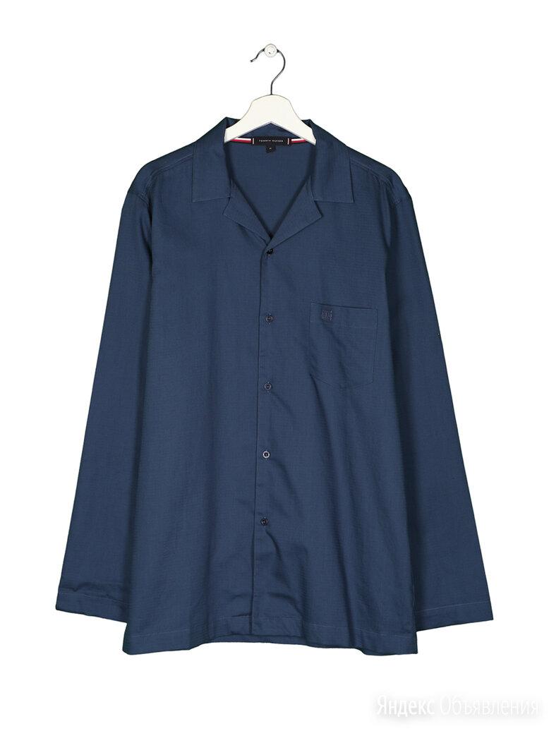 Рубашка пижамная Tommy Hilfiger по цене 3990₽ - Домашняя одежда, фото 0