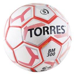 Мячи - Мяч футбольный Torres BM300, 0
