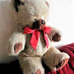 Мягкие игрушки - Мишка с бантом, большой, 65 см., 0