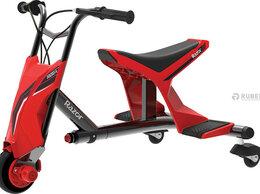 Велосипеды - Дрифтовый электробайк Drift Rider (красный), 0