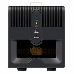 Стабилизаторы напряжения - Стабилизатор напряжения Ippon AVR-1000, 0