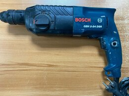 Перфораторы - Перфоратор Bosch GBH 2-24 DSR, 0