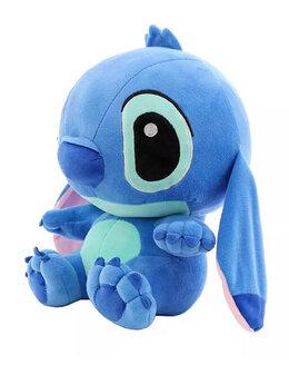 Мягкие игрушки - Мягкая игрушка Стич 28 см, 0