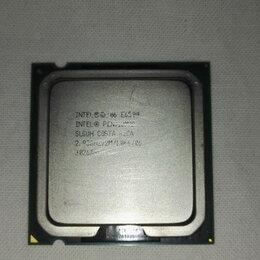 Процессоры (CPU) - Intel Pentium E6500 2,9 Ггц, б/у, рабочий, 0