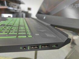 """Ноутбуки - Новый игровой HP 17"""" - i5 10300H, GTX1650Ti, 144Гц, 0"""