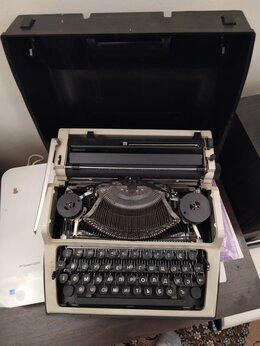 Другое - Механическая печатная машинка пп-215-01 Роботрон, 0