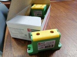 Товары для электромонтажа - Клемма силовая вводная plc-kvs-16-95-y-green, 0