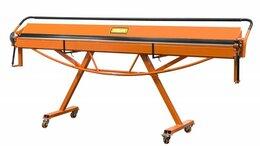 Принадлежности и запчасти для станков - Станок листогибочный ручной Stalex RS 2500 мм, 0