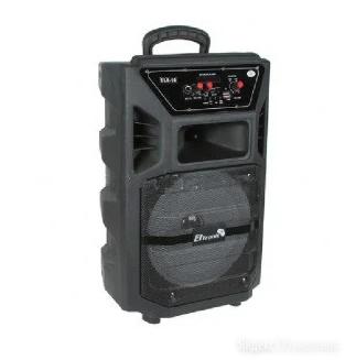 Комбоусилитель  EITronic EL8-10 по цене 5299₽ - Компьютерная акустика, фото 0