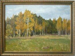 """Картины, постеры, гобелены, панно - Пейзаж """"Осенний денёк"""", 0"""