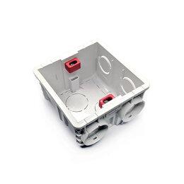 Товары для электромонтажа - Квадратный подрозетник для Xiaomi 86 на 50 мм, 0