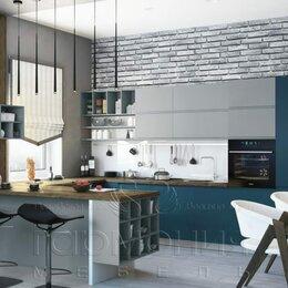 Мебель для кухни - Угловая кухня с фасадами МДФ матовая покраска. Кухня Интегра., 0
