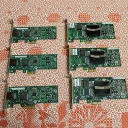 Сетевые карты и адаптеры - Гигабитная сетевая карта PCI-E 1X intel (низкопрофильная), 0