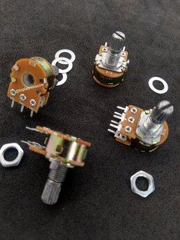 Запчасти к аудио- и видеотехнике - переменный резистор, 0