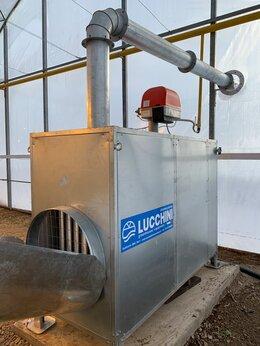 Промышленное климатическое оборудование - Воздухонагреватель Lucchini 95/125/150/175/200…, 0