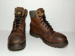 Ботинки - Ботинки «CATERPILLAR». Кожа. UK – 11 или 45 по…, 0